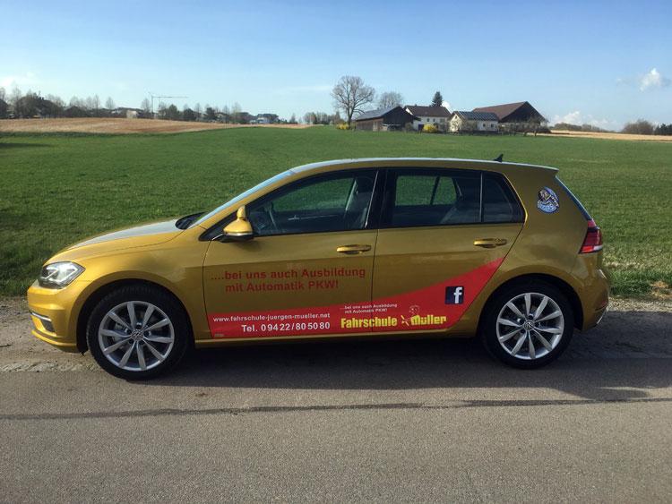 VW Golf 7 Schaltung